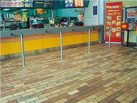 沈阳 麦当劳餐厅